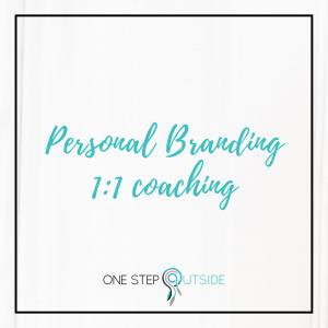 Personal Branding - 1:1 coaching