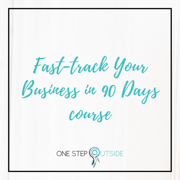 Fast-track your business in 90 days course